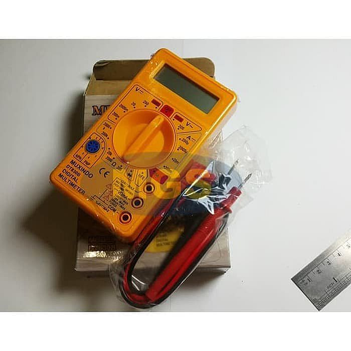 Digital Multimeter Muxindo DT830B