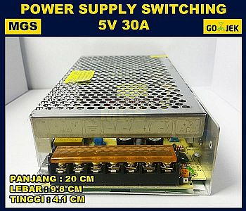 POWER SUPPLY SWITCHING 5V 30A