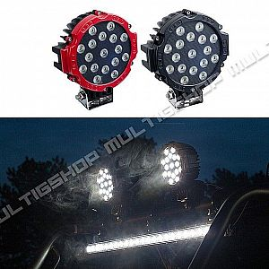 Work Lamp 51W Putih (10-60V) Lampu Off Road